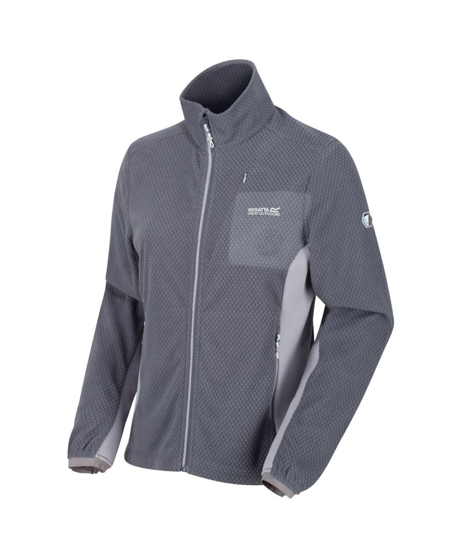 Image for Regatta Womens/Ladies Highton Full Zip Fleece Jacket