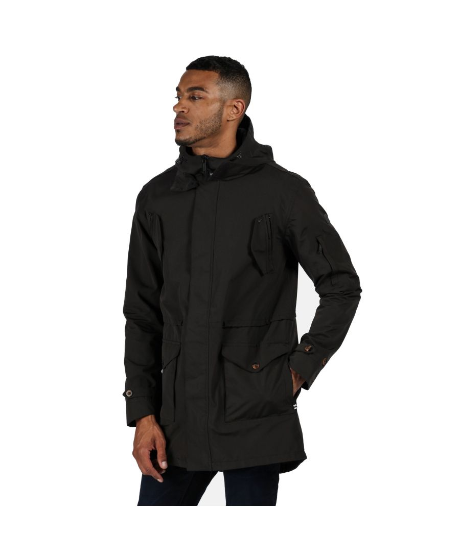 Image for Regatta Mens Macarius Waterproof Jacket