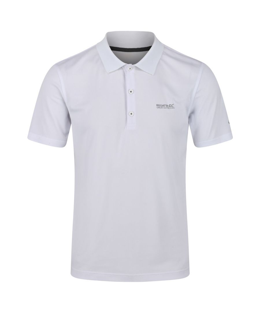 Image for Regatta Mens Maverick V Active Polo Shirt