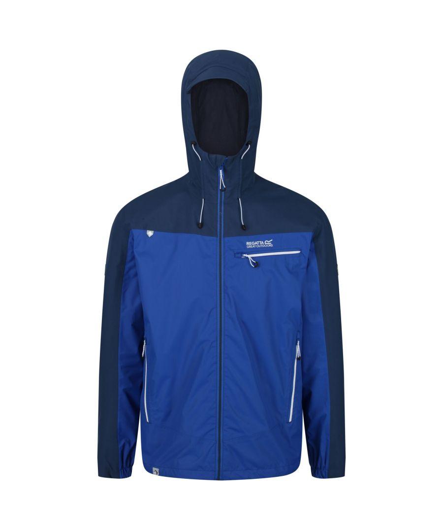 Image for Regatta Mens Highton Stretch Waterproof Jacket