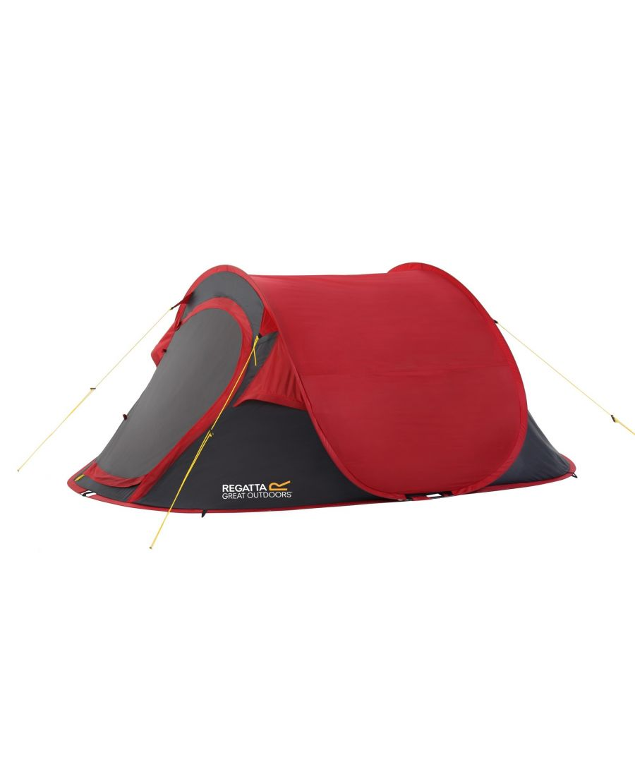Image for Regatta Great Outdoors Malawi 2 Man Pop Up Tent