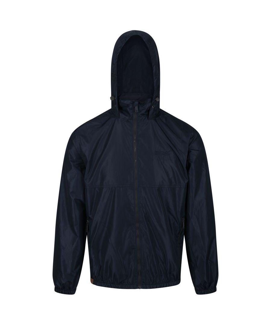 Image for Regatta Mens Ladomir Lightweight Waterproof Jacket