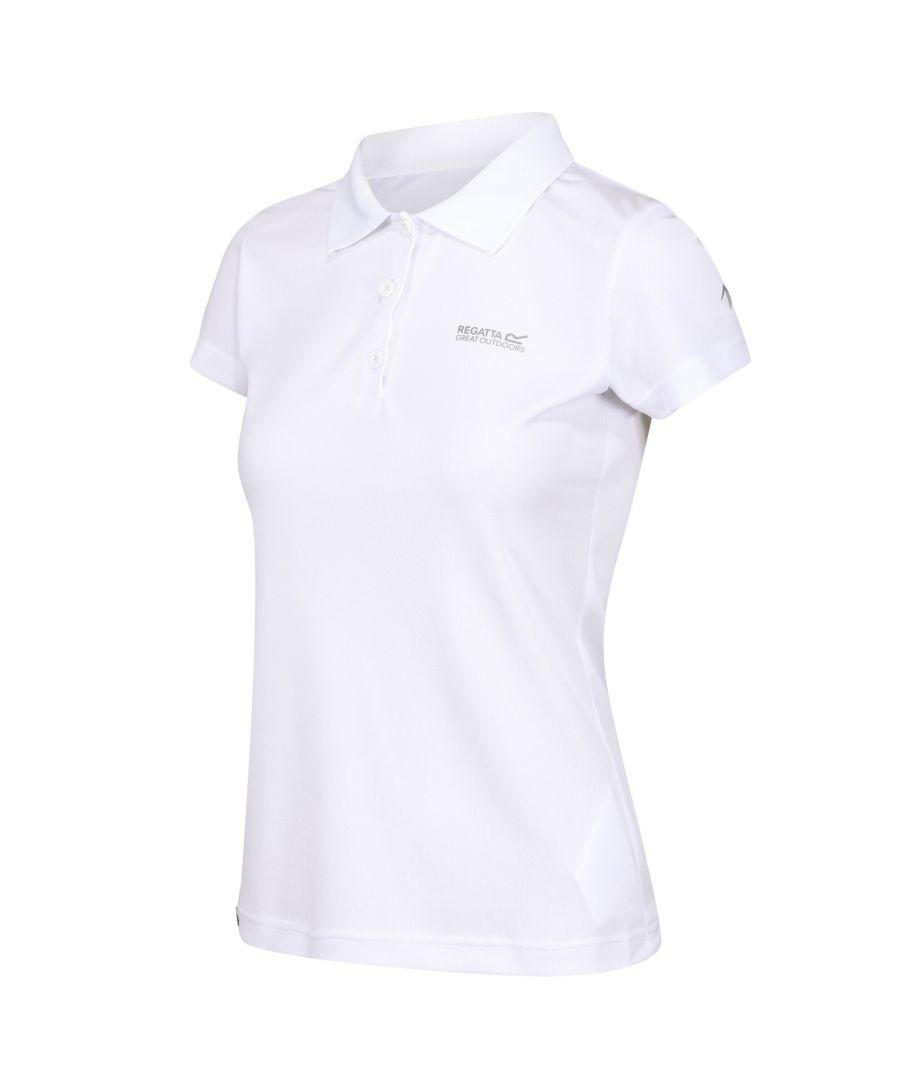 Image for Regatta Womens/Ladies Maverick V Polo Shirt