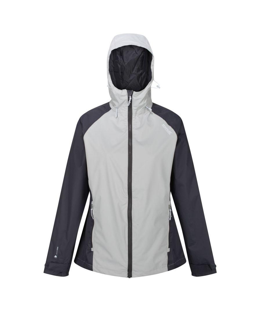Image for Regatta Womens/Ladies Atten Waterproof Shell Jacket