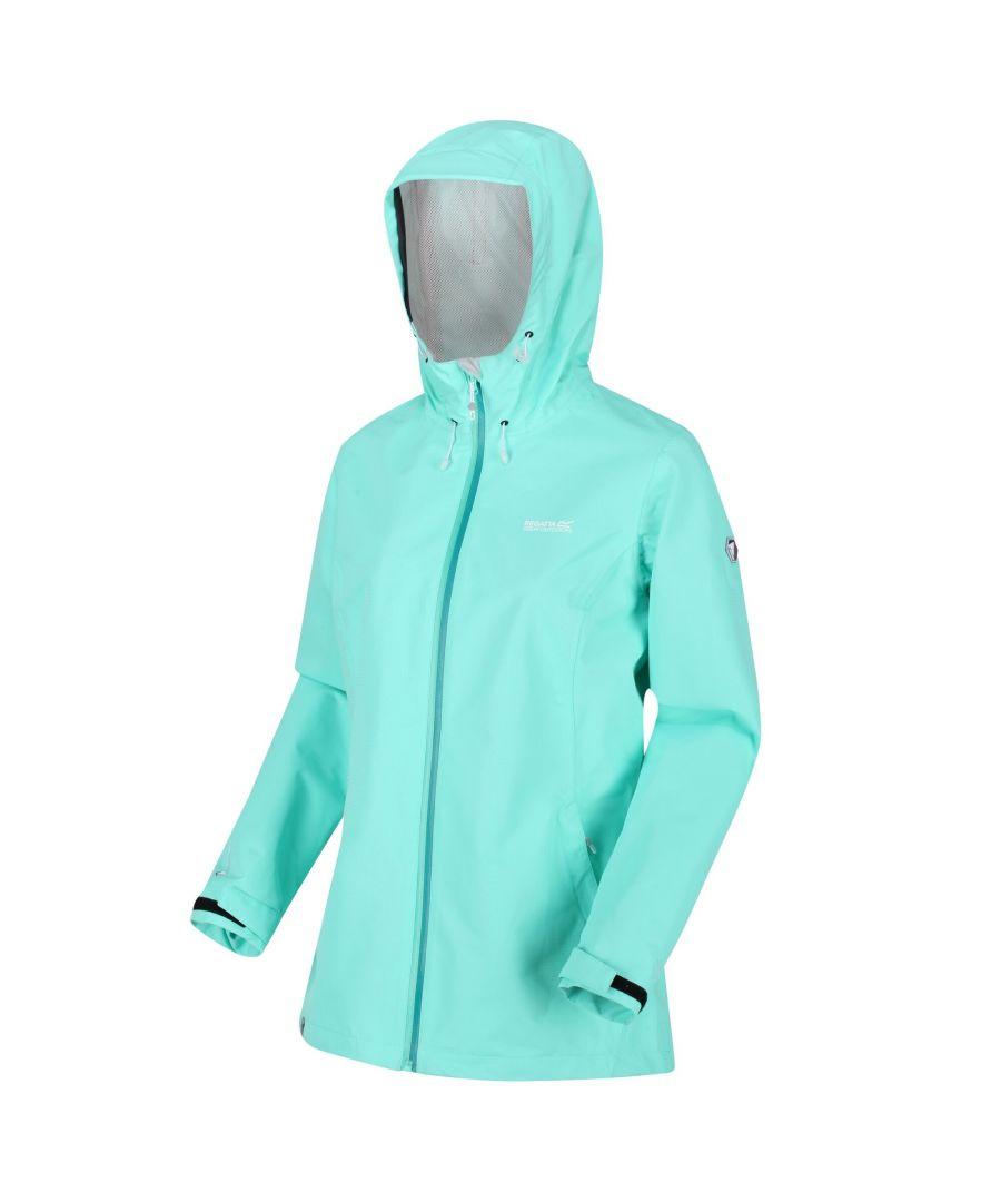 Image for Regatta Womens/Ladies Hamara III Waterproof Jacket