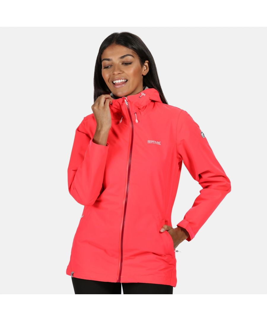 Image for Regatta Womens/Ladies Hamara III Waterproof Jacket