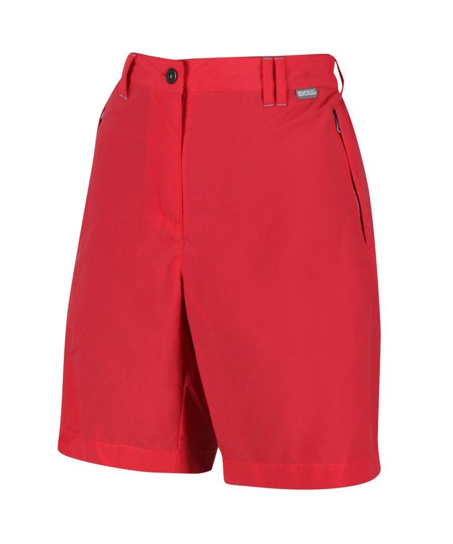 Image for Regatta Womens/Ladies Chaska II Walking Shorts