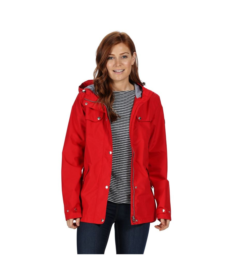 Image for Regatta Womens/Ladies Bertille Waterproof Jacket