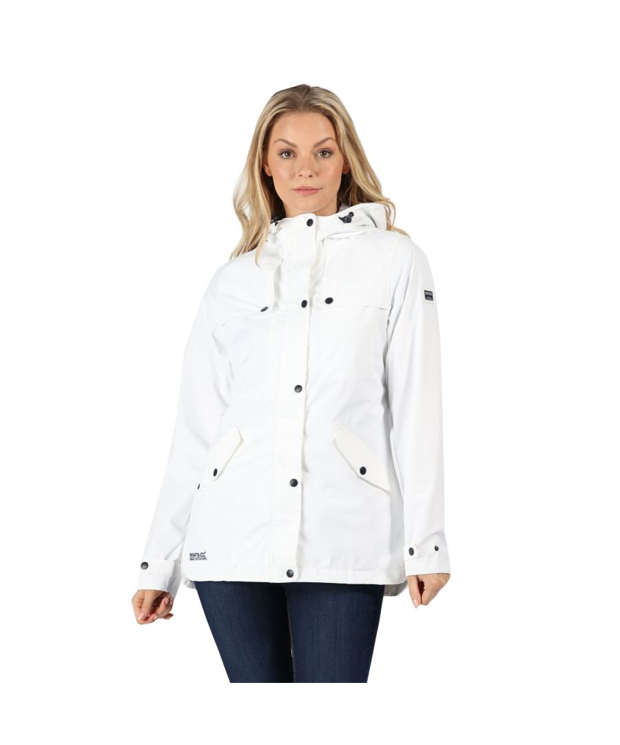 Image for Regatta Womens/Ladies Bertille Waterproof Jacket