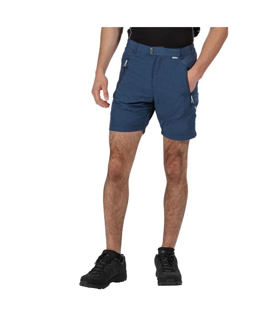 Image for Regatta Mens Sungari II Walking Shorts