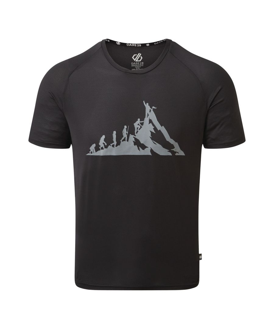 Image for Dare 2B Mens Righteous II Graphic T-Shirt