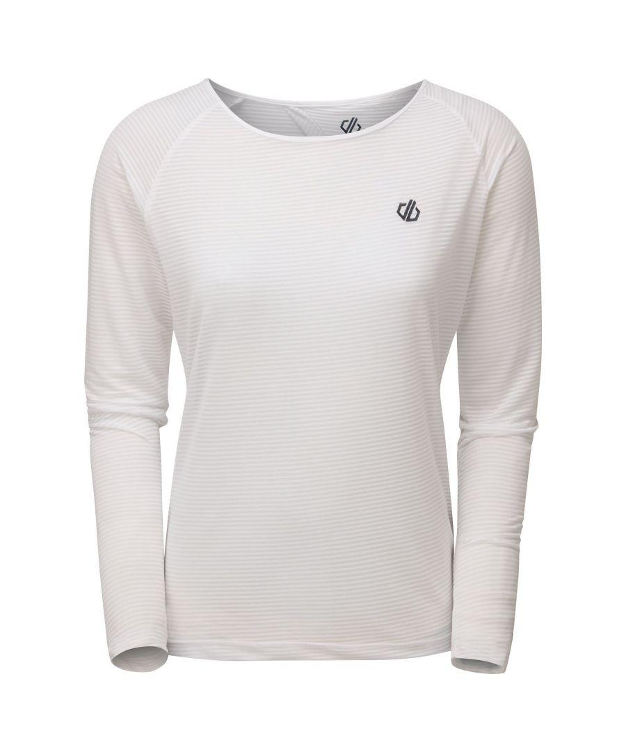 Image for Dare 2B Womens/Ladies Praxis Long Sleeve Top