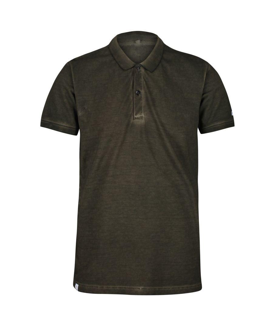 Image for Regatta Mens Taiden Polo Shirt