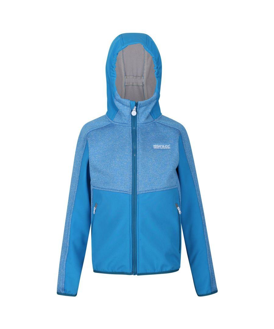 Image for Regatta Childrens/Kids Bracknell II Softshell Jacket