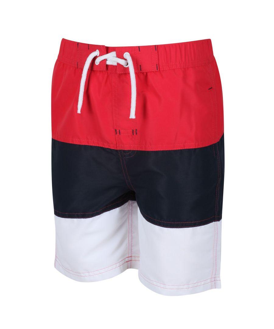 Image for Regatta Boys Shaul III Swim Shorts