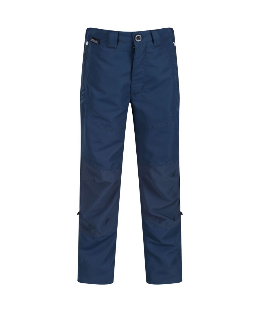 Image for Regatta Childrens/Kids Sorcer IV Mountain Trousers