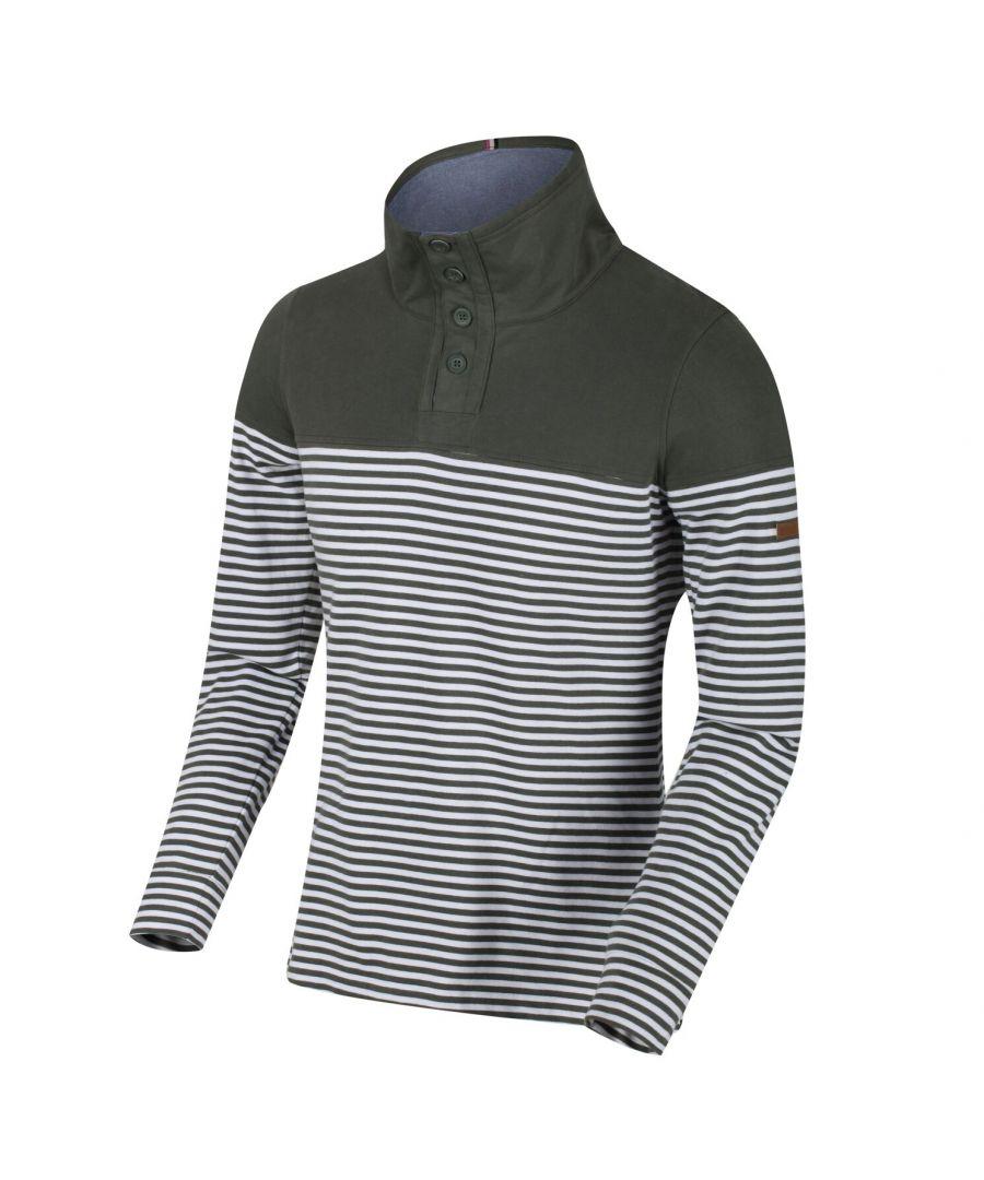 Image for Regatta Womens/Ladies Camiola Funnel Neck Sweater