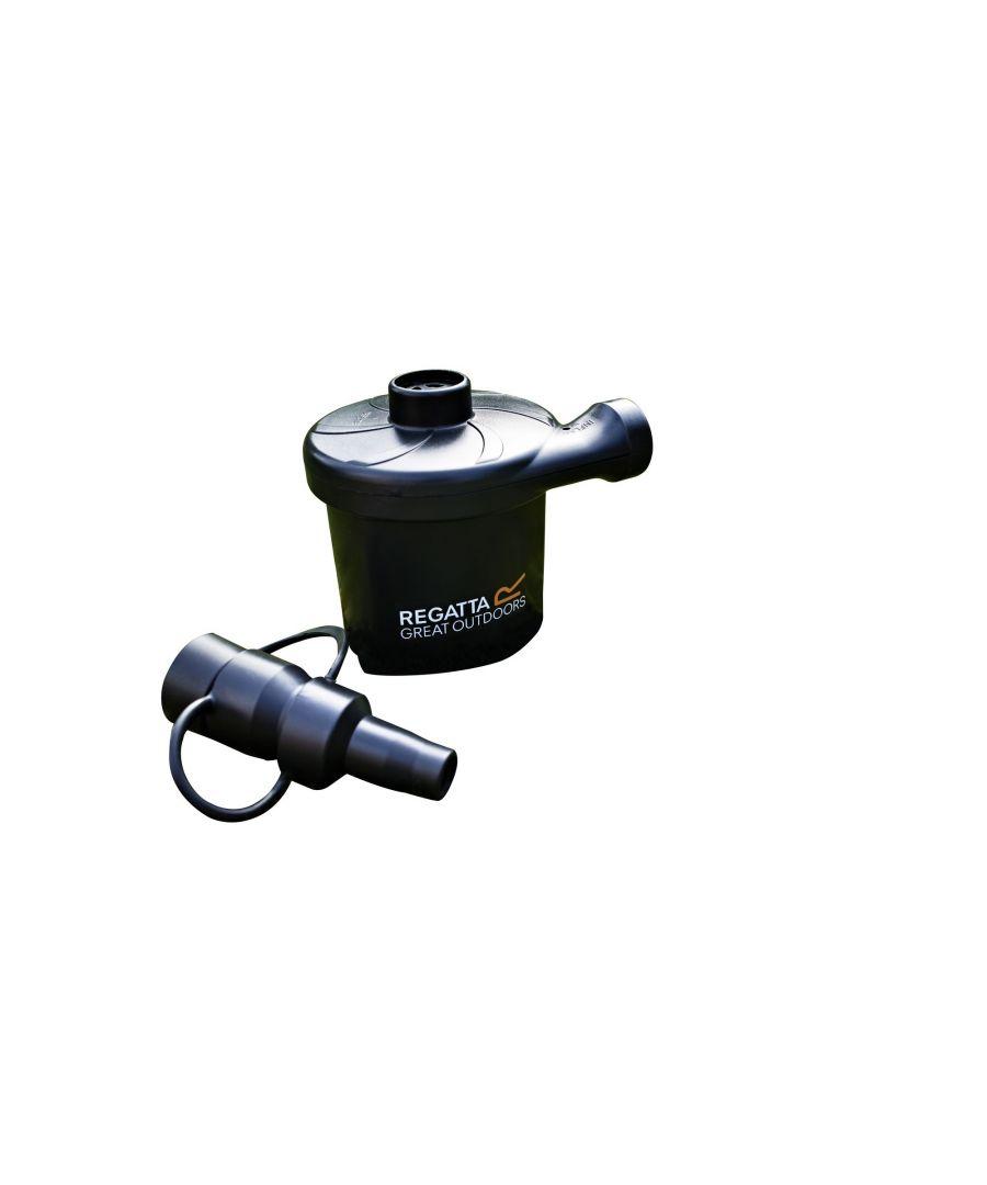 Image for Regatta Great Outdoors 240V Electric Pump (UK Plug)