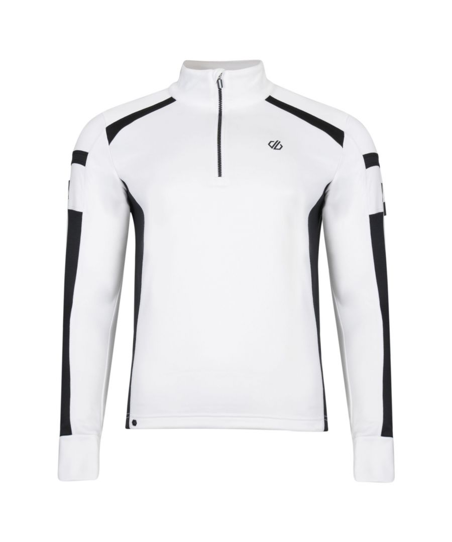 Image for Dare 2B Mens Maxout Half Zip Core Mid Layer