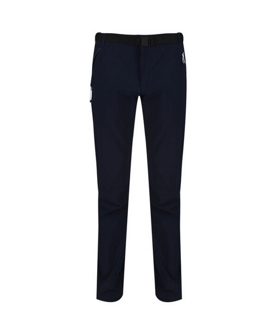 Image for Regatta Mens Xert III Trousers (Navy)