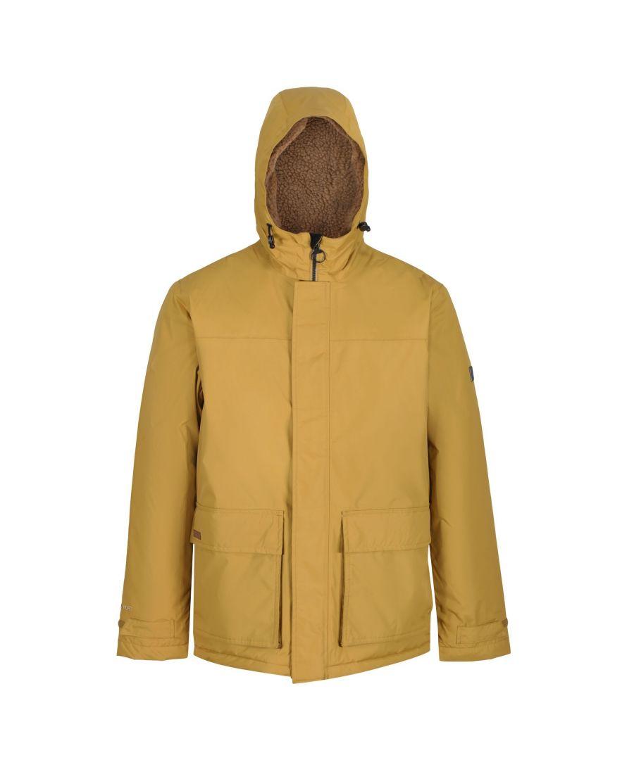 Image for Regatta Mens Sterlings II Waterproof Jacket (Bronze)