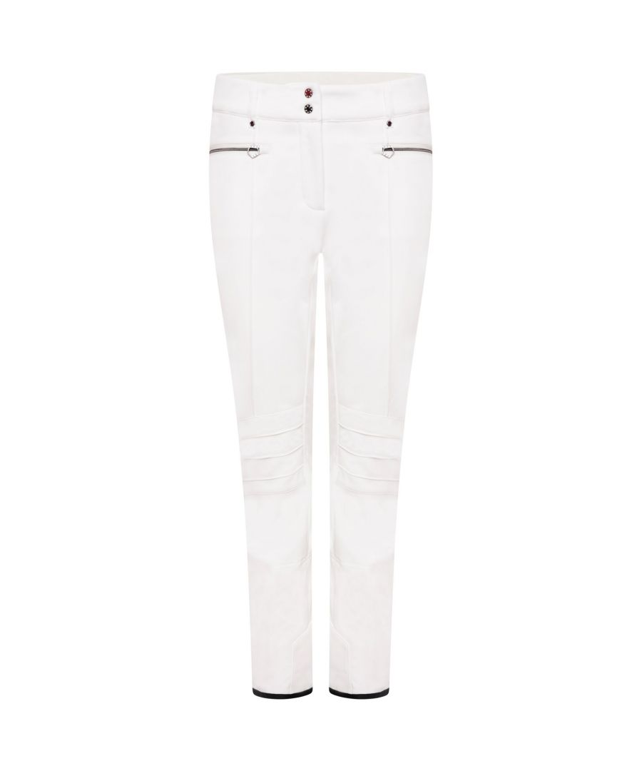 Image for Dare 2B Womens/Ladies Inspired Ski Trousers (White)