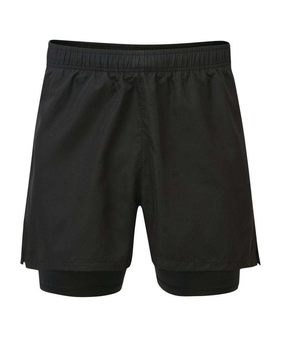 Image for Dare 2B Mens Recreate Gym Shorts (Black)