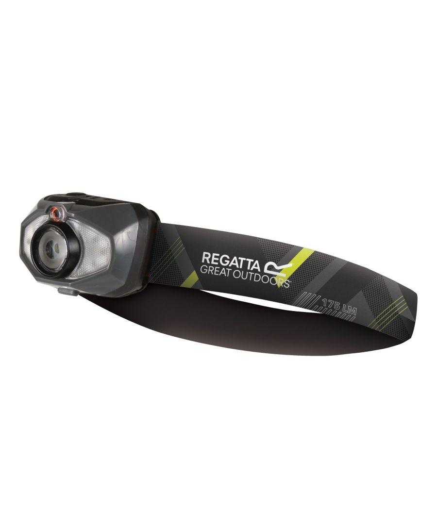 Image for Regatta Montegra 250 Head Torch (Red)