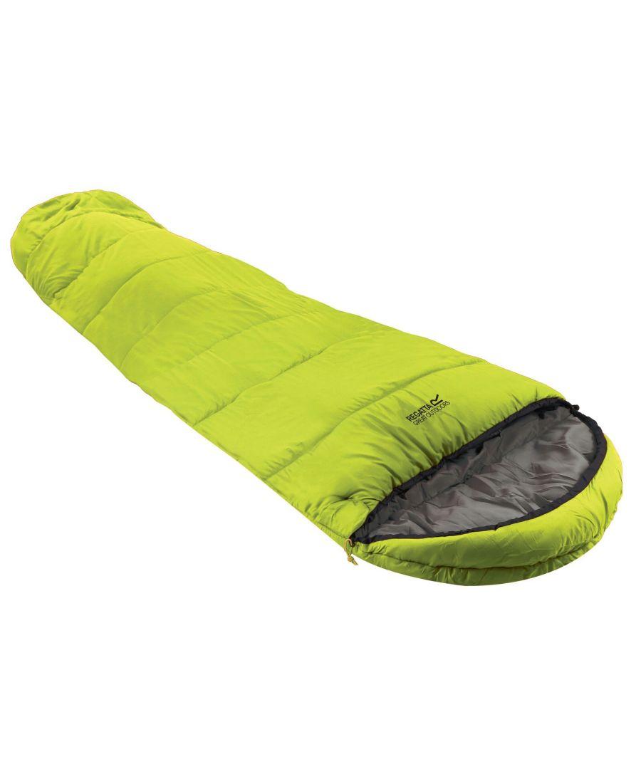 Image for Regatta Montegra 200 Sleeping Bag (Citron Green)