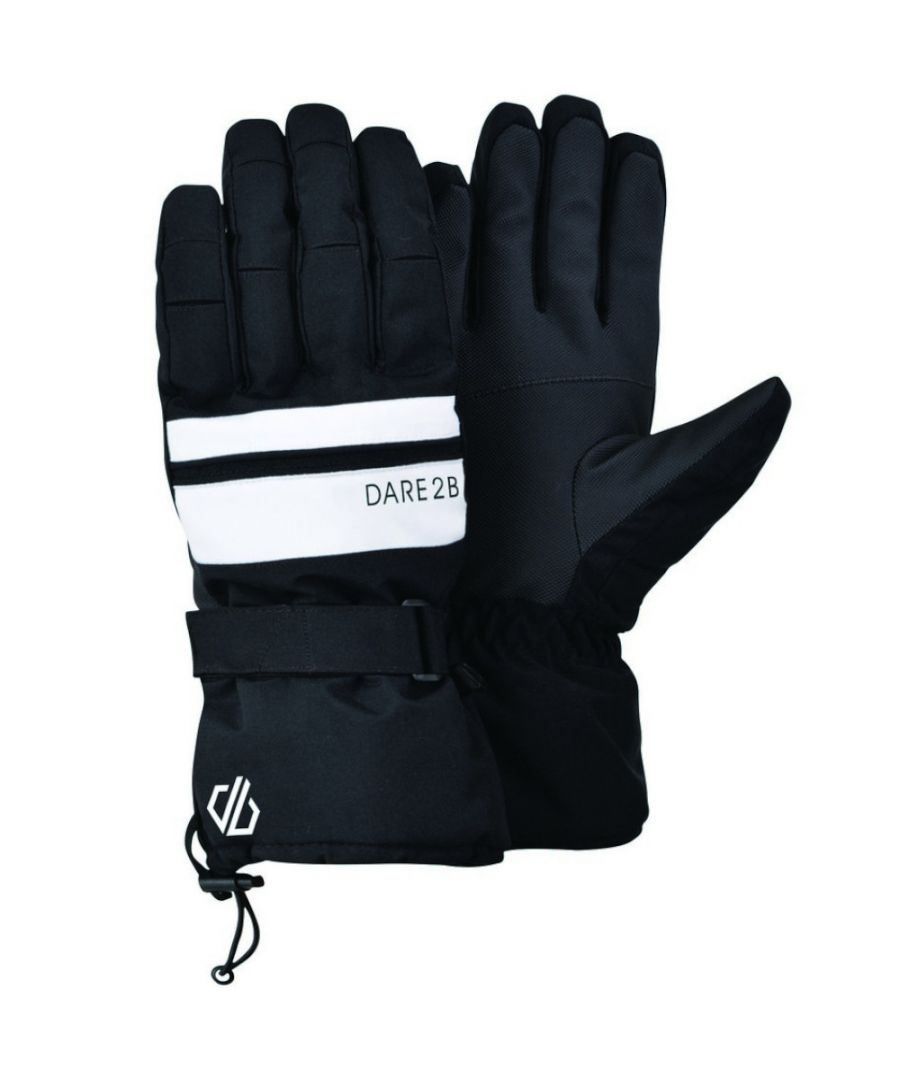 Image for Dare 2B Hold On II Ski Gloves (Black)