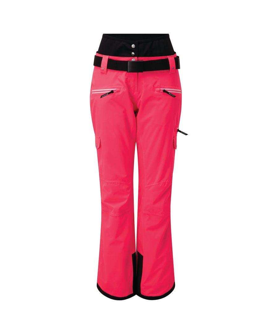 Image for Dare 2B Womens/Ladies Liberty II Ski Trousers (Neon Pink)