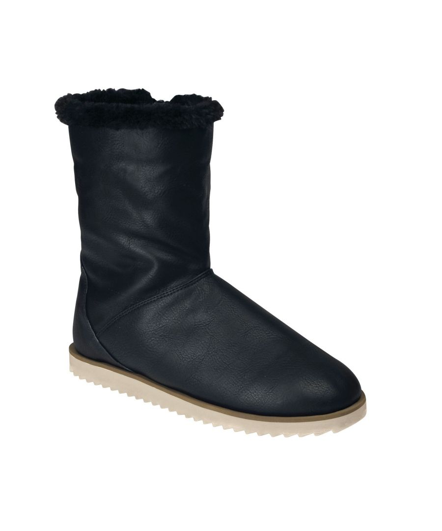 Image for Regatta Womens/Ladies Kalene Kimberley Walsh Boots (Black)