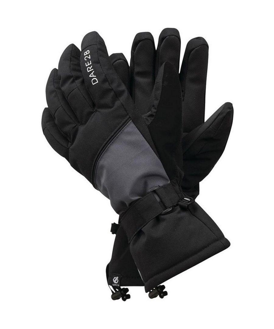 Image for Dare 2B Diversity Ski Gloves (Black/Ebony)