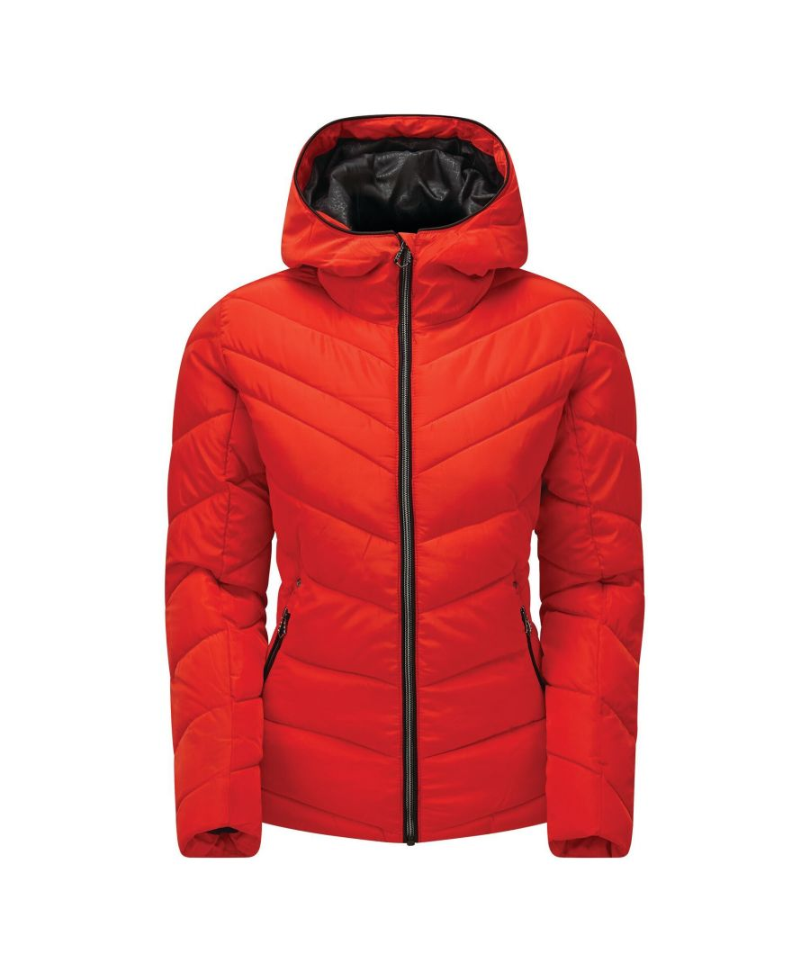 Image for Dare 2B Womens/Ladies Reputable Swarovski Insulated Jacket (Seville Red)