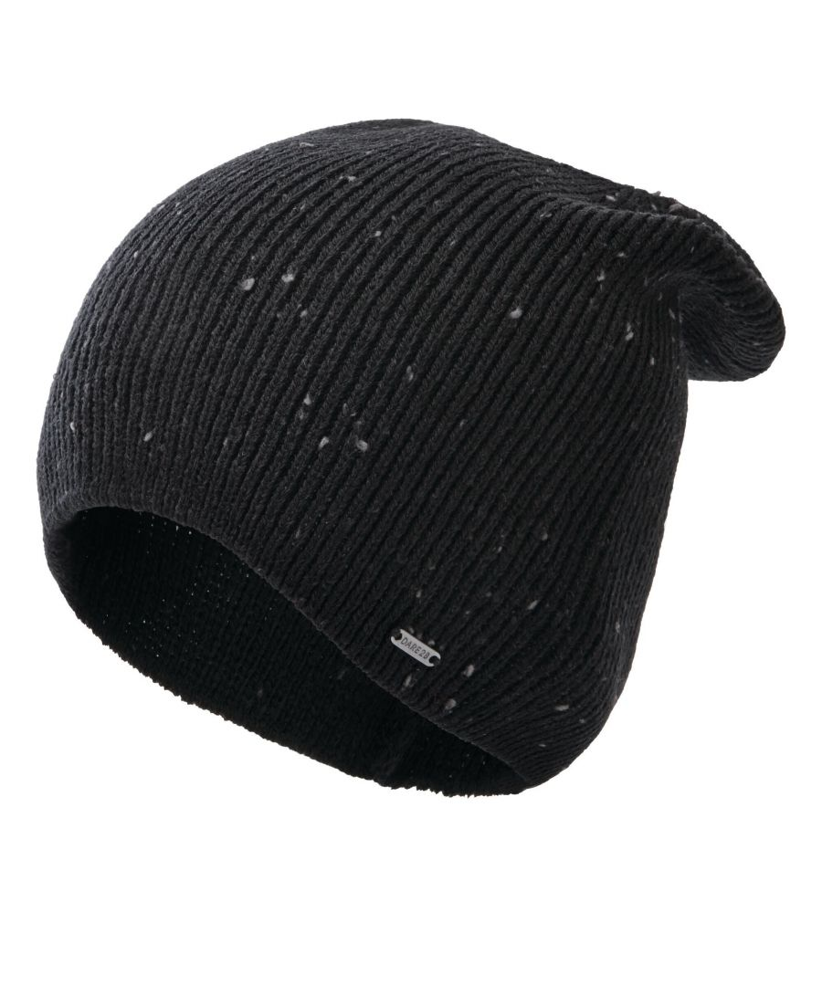 Image for Dare 2B Mens Thesis II Beanie (Black/Cloudy Grey)