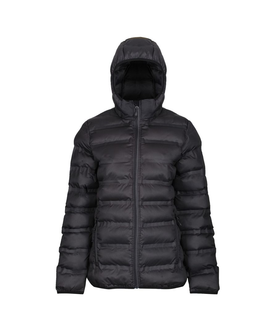 Image for Regatta Womens/Ladies X-Pro Icefall III Insulated Jacket (Black)