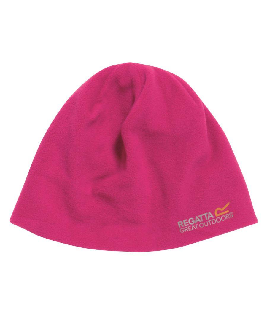 Image for Regatta Great Outdoors Childrens/Kids Taz II Winter Fleece Hat (Jem)