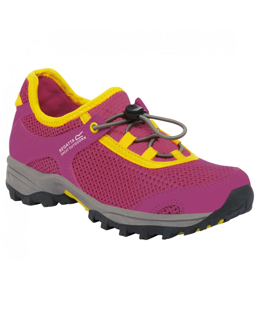 Image for Regatta Great Outdoors Childrens/Youths Platipus Junior Trainers