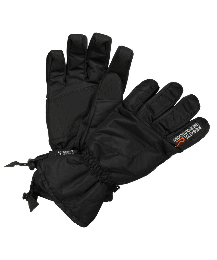 Image for Regatta Great Outdoors Mens Transition Waterproof Gloves