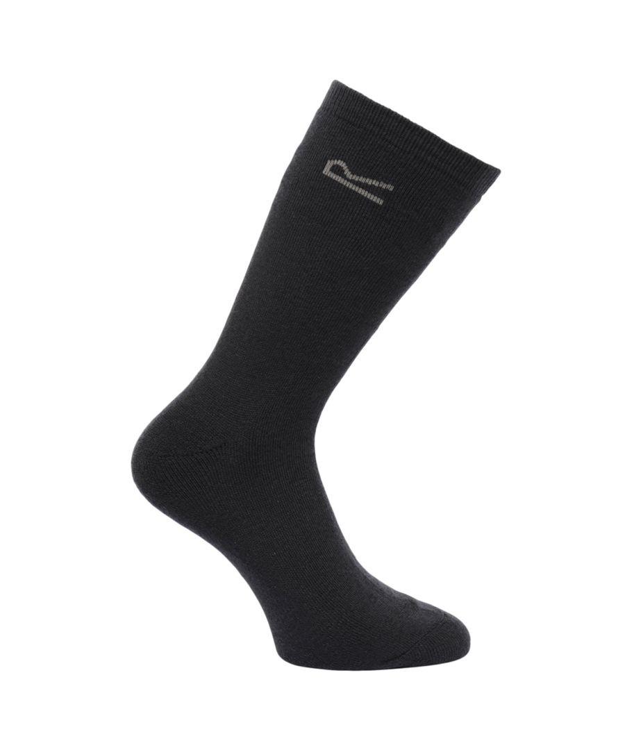 Image for Regatta Great Outdoors Mens Loop Thermal Socks (Pack Of 5)