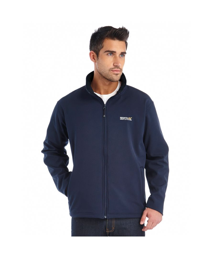 Image for Regatta Great Outdoors Mens Cera III Lightweight Softshell Jacket