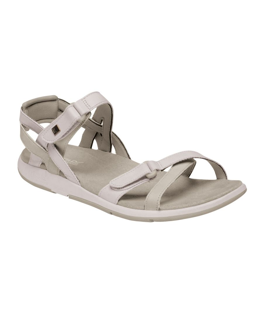 Image for Regatta Great Outdoors Womens/Ladies Lady Santa Cruz Open Toe Sandals