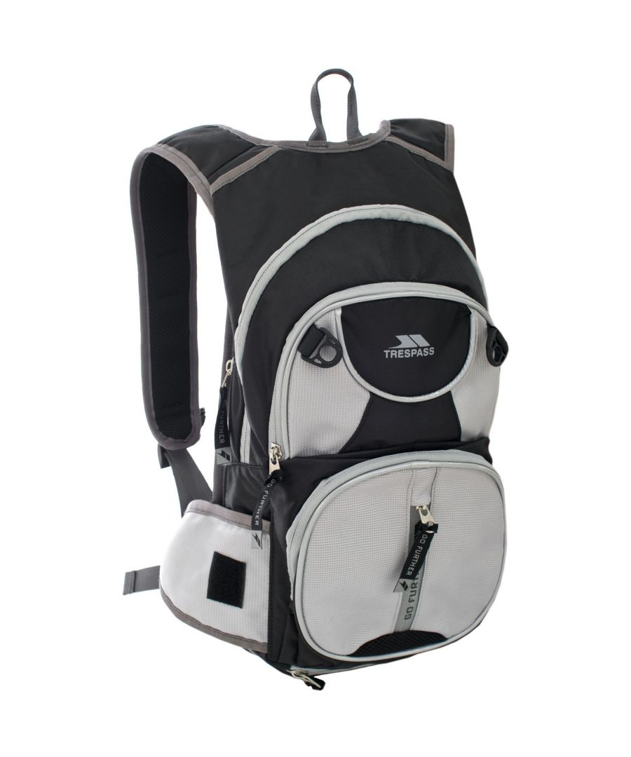 Image for Trespass Terminal Cycling Backpack/Rucksack (15 Litres)