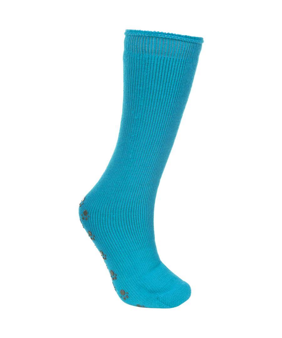 Image for Trespass Childrens/Kids Paw Print Thermal Ski Socks