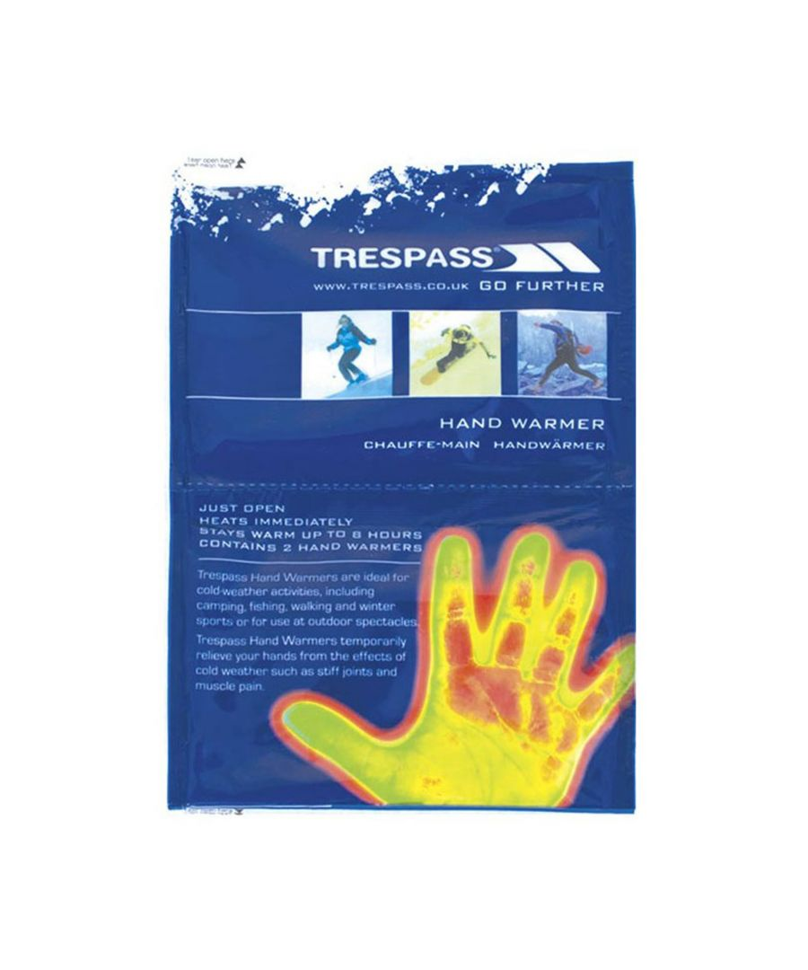 Image for Trespass Handwarmers X - Chemical Handwarmer (Pack Of 2)