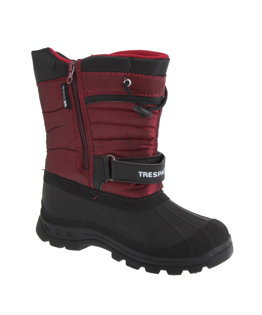 Image for Trespass Youths Unisex Dodo Winter Snow Boots