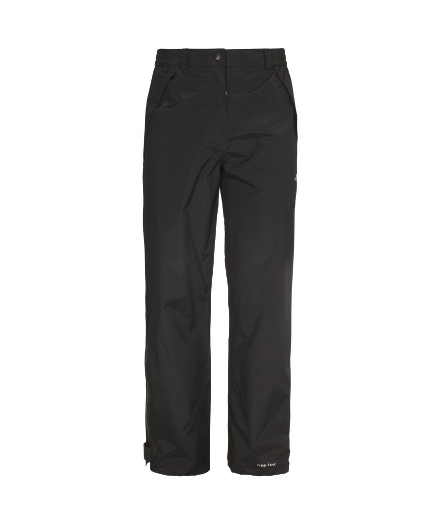 Image for Trespass Womens/Ladies Miyake Waterproof Trousers