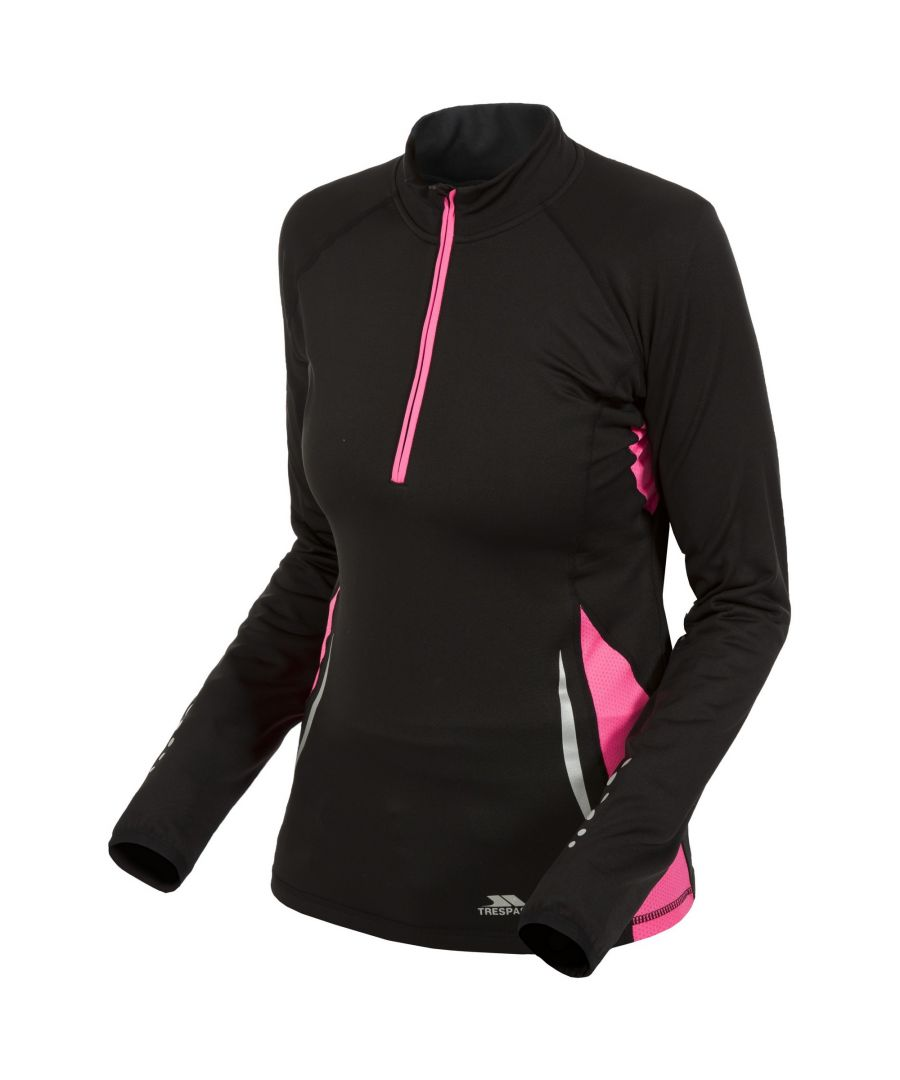 Image for Trespass Womens/Ladies Persin Long Sleeve Active Top