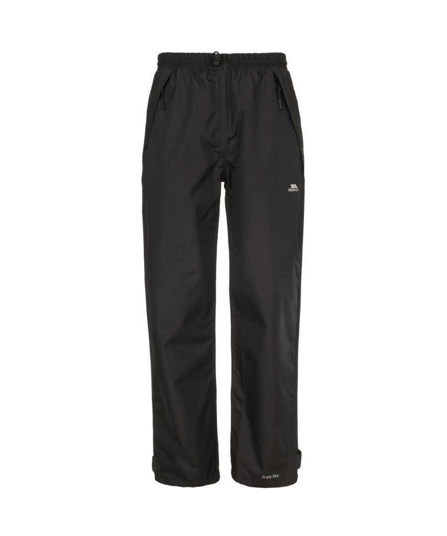 Image for Trespass Womens/Ladies Tutula Waterproof Trousers