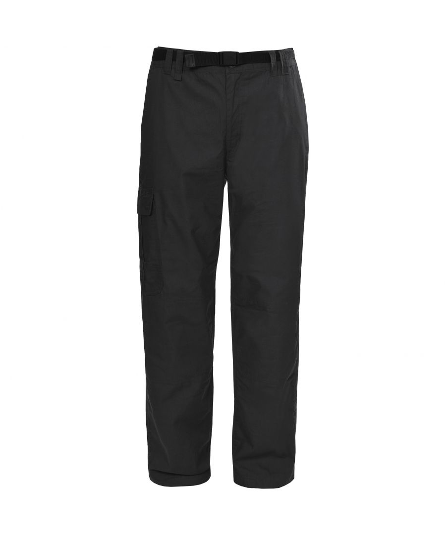 Image for Trespass Mens Clifton Thermal Action Trousers